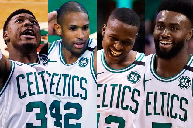 With only four holdovers from last year's squad, Celtics complete improbable run back to conference finals
