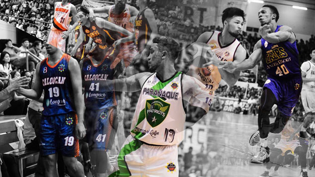 Here's a style ranking of the MPBL jerseys from filthy mess to clean classic