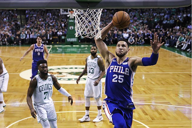Ben Simmons vows to add long-range jumper to boost Sixers shift from laughingstock to contender