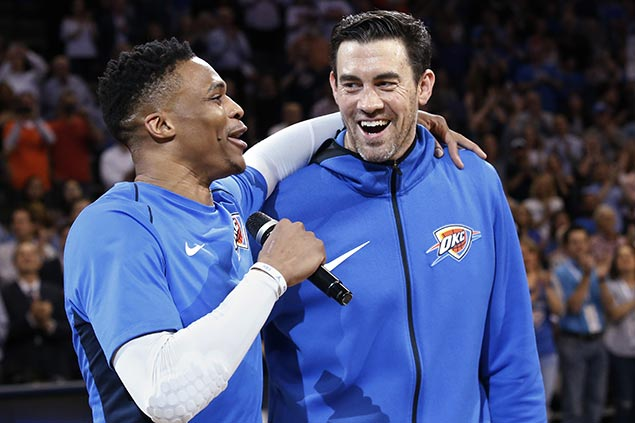 OKC Thunder vet Nick Collison retires after 15 seasons in the NBA