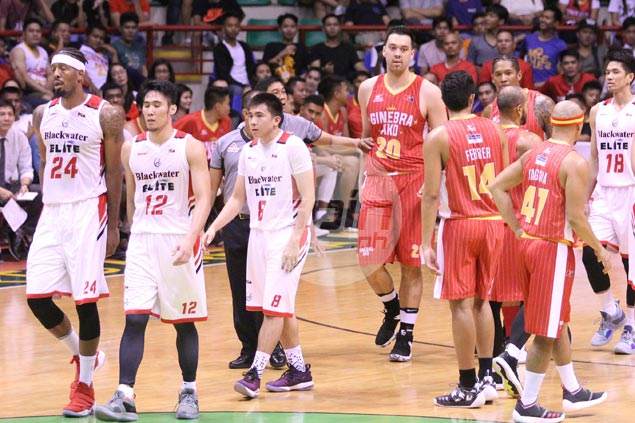 Greg Slaughter glad to be back, but admits 'catching my breath really hard' out there