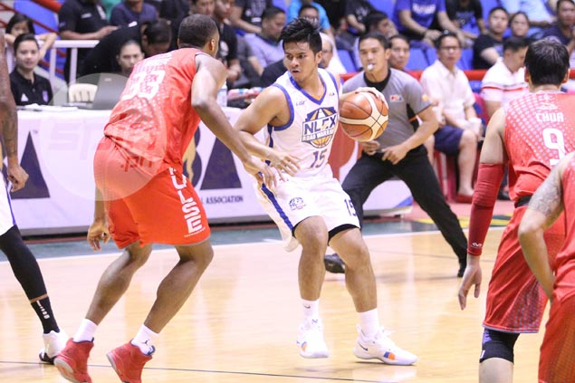 Kiefer Ravena heaves sigh of relief as NLEX barely avoids another letdown