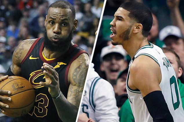 Celtics look to stop LeBron as Lue seeks ways to slow down his cousin 'Little Jay' Tatum