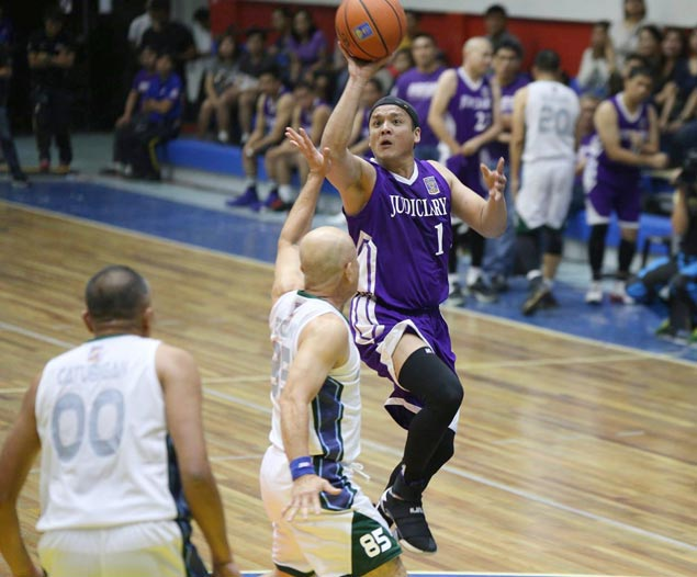 Malacanang Kamao out to land KO punch in UNTV Cup game vs Ombudsman