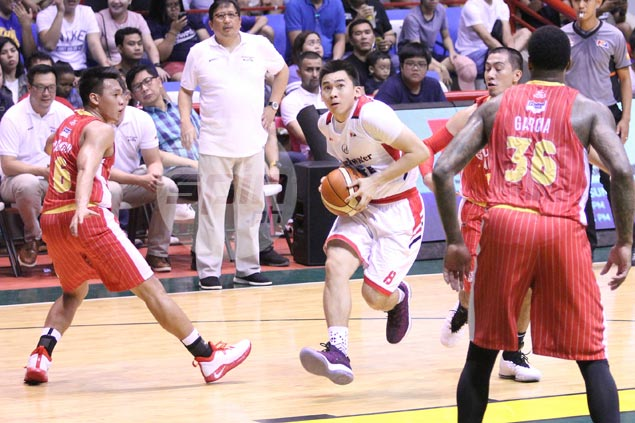 PBA debut well worth the wait as Paul Zamar provides silver lining to Blackwater slump