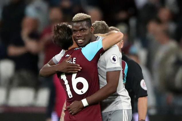 Man U ends up in scoreless draw vs West Ham but enough to bag second place in Premier League
