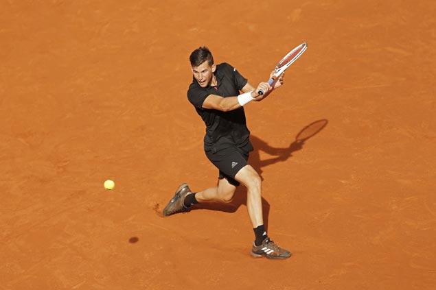 Dominic Thiem ends Rafael Nadal's one-year unbeaten run on clay