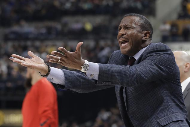 Dwane Casey pays the price after 59-win Raptors get swept out of the playoffs