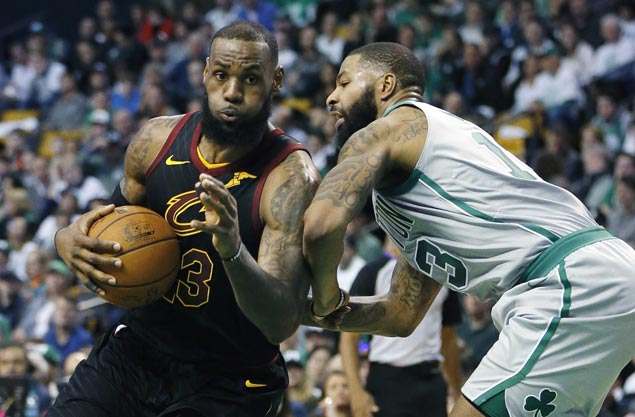 LeBron looks to get past Celtics again and join club currently exclusive to Boston players with legendary status