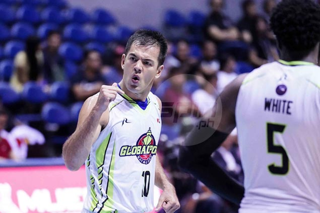 Globalport tries to give defense-oriented Magnolia a dose of own medicine in Pampanga match