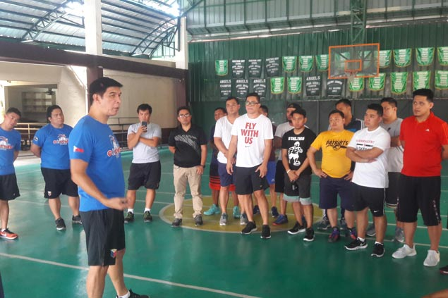 Inspired by mentor Jacobs, Uichico guides aspiring coaches under SBP program