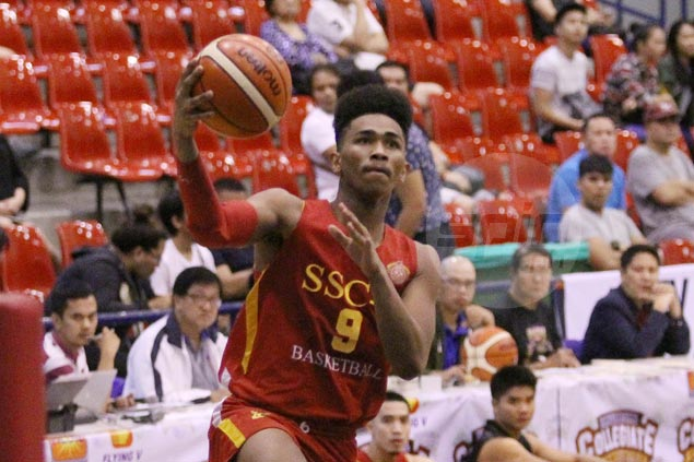 Jayson David leaves San Sebastian for Lyceum; two other Stags bound for MPBL