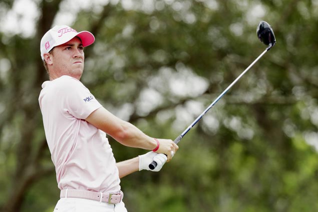 Justin Thomas moves to No. 1, ends Dustin Johnson's 64-week stay atop world ranking