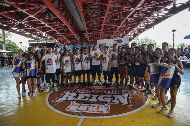 Top 3x3 cagers seize spotlight as Red Bull Reign gears up for Philippine return