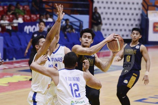 Versatile JL Clemente the 'second coming' of fellow Kapampangan JC Intal, says Jarin