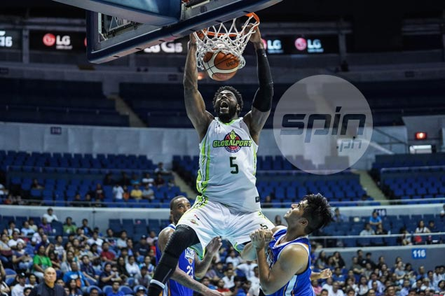 Pain no barrier asMalcolm White plays through back spasms for GlobalPort