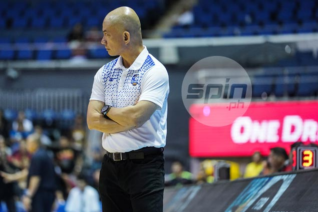 Guiao hints at making changes to 'shake things up' at NLEX after yet another letdown