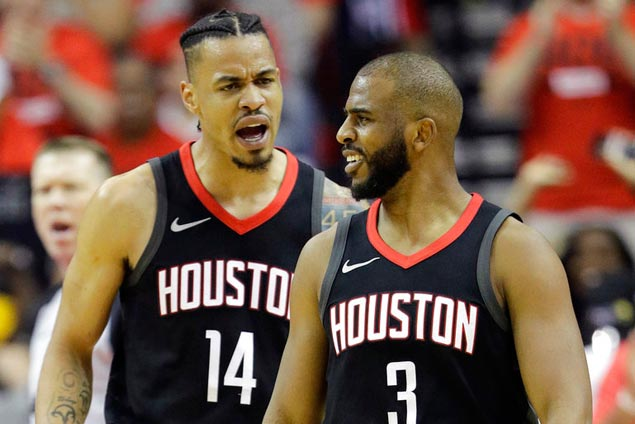 Game 2 rout boosts Rockets, D'Antoni confidence: 'We can beat anybody, anywhere'