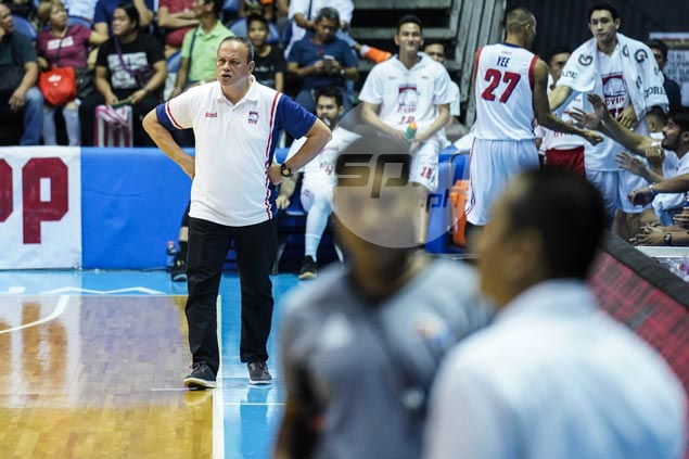 Ricky Dandan reminds Columbian Dyip that defense is best offense after lopsided loss to Magnolia