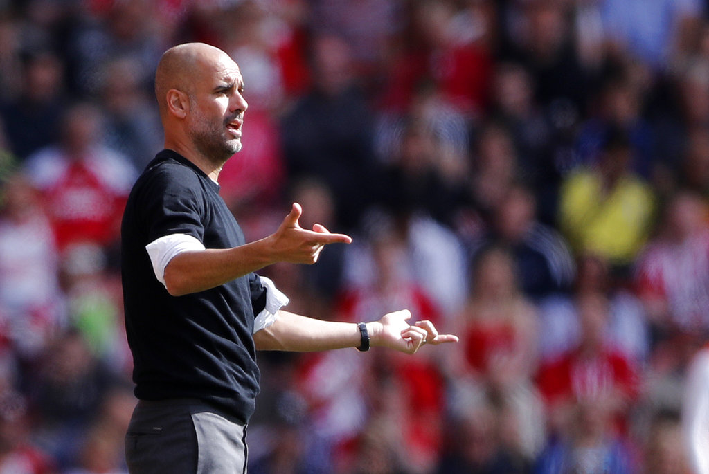 Pep Guardiola commits to Manchester City for at least another three years