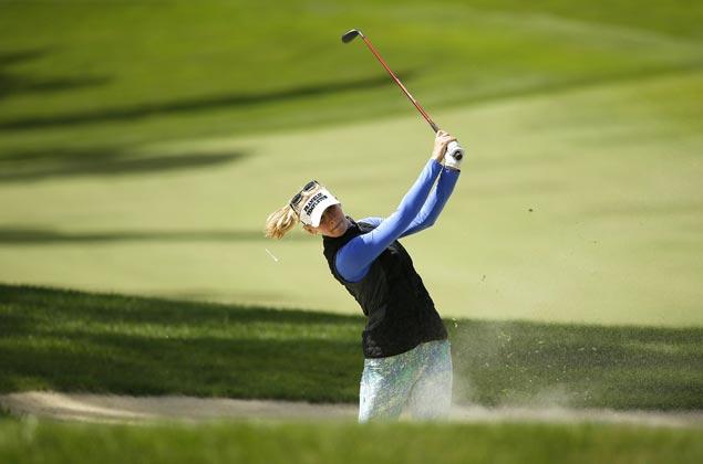 Jessica Korda, four others share leadat Kingsmill Championship.