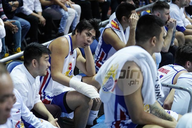 Ian Sangalang feels import conundrum, not his injury layoff, led to Magnolia slide