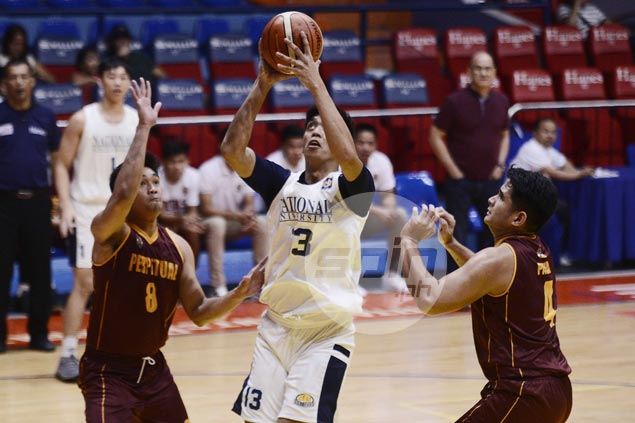 NU turns back Perpetual Help for third straight FilOil Cup win