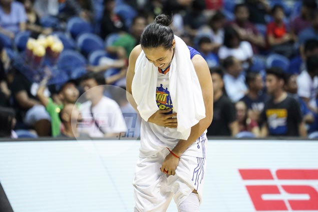 Terrence Romeo in danger of missing PBA All-Star week after suffering ankle injury
