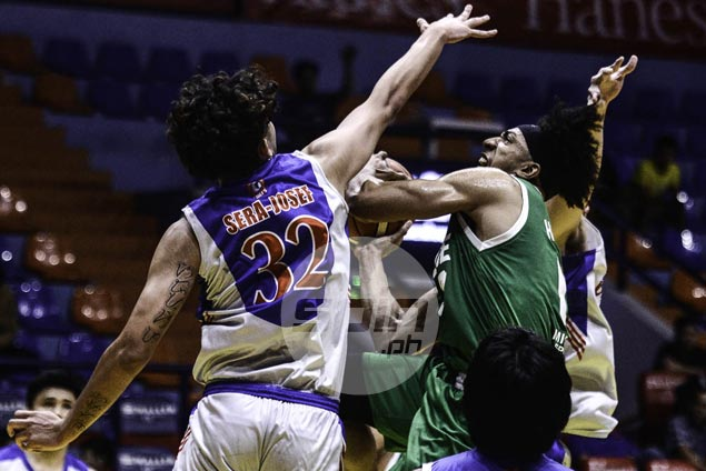 CSB Blazers, Stags stand out in battle among NCAA teams in Filoil Preseason Cup