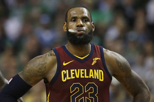 They've recovered from 0-2 holes before, and Cavs remain calm ahead of Game 3 vs Celtics