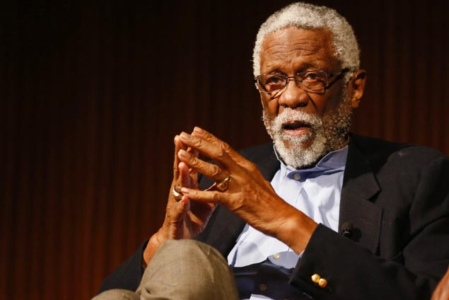 Bill Russell discharged from hospital after overnight stay reportedly for dehydration