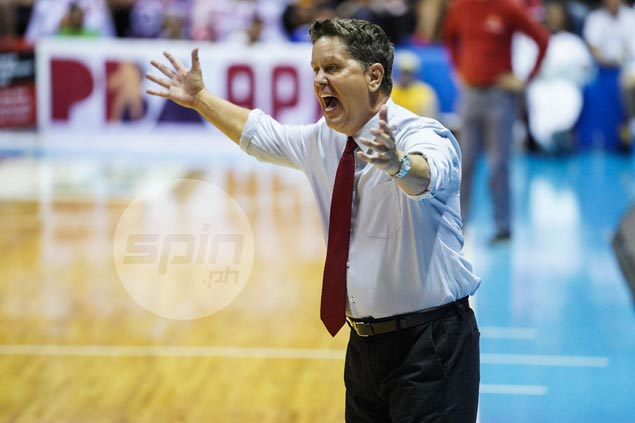 Cone unfazed by Ginebra's 1-3 start, believes 'cream will (eventually) rise to top'