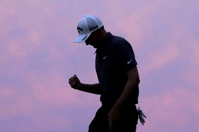 Rookie Aaron Wise takes first PGA Tour win in style, sets new Byron Nelson record at 23-under