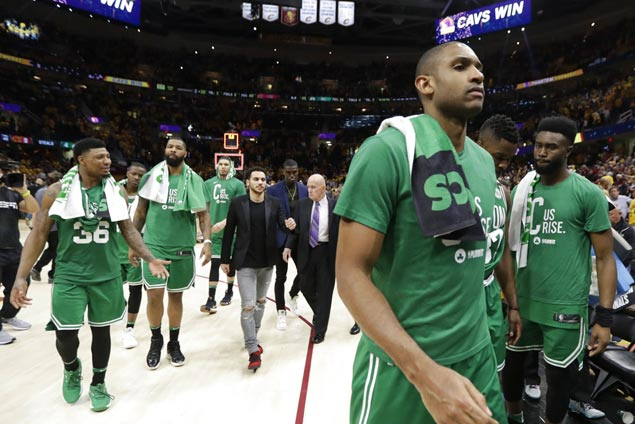 Celtics hoping to solve road playoff woes and avoid another embarrassment in Cleveland