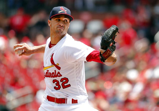Jack Flaherty strikes out 13 for first major league win as Cards rip Phillies
