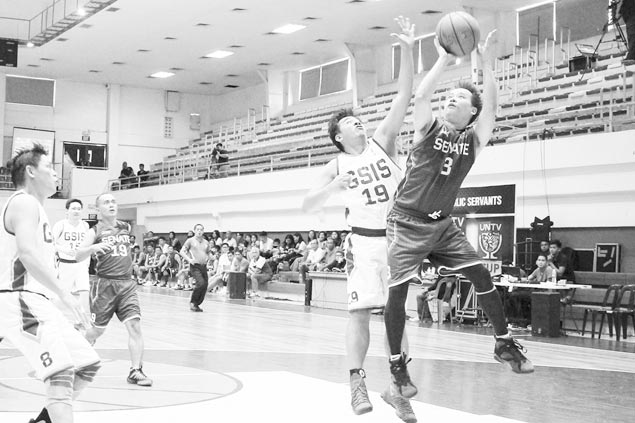 Villanueva shows way as Senate downs GSIS to keep share of UNTV Cup lead