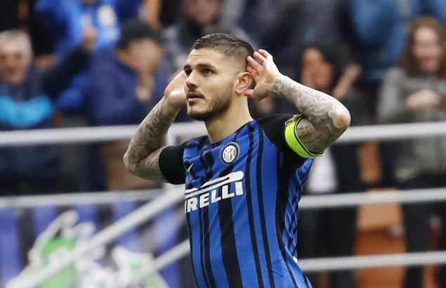 Inter nips Lazio to take final Champions League spot on head-to-head record