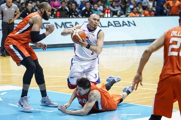 For providing spark to keep Hotshots' hot streak, Paul Lee named PBA Player of the Week