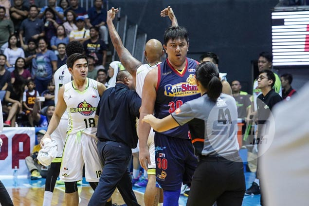 Ryan Arana on playful banter with ex-teammate Beau Belga: 'Pagmamahal lang 'yon'