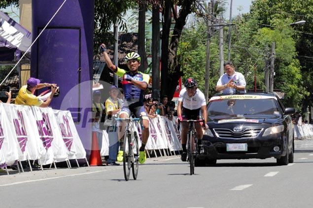 El Joshua Carino tows brother Daniel to 1-2 finish in Le Tour de Filipinas Stage Three