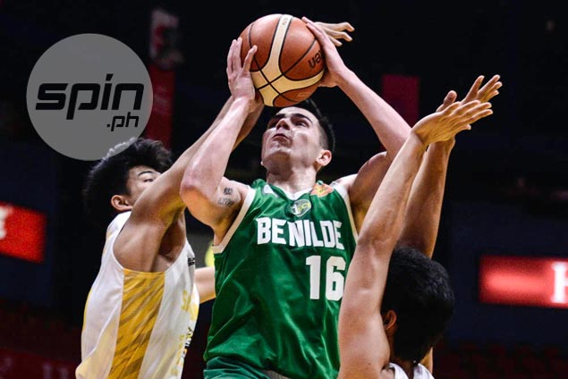 CSB Blazers stay unbeaten after taming UST Tigers in highly physical Filoil Cup match