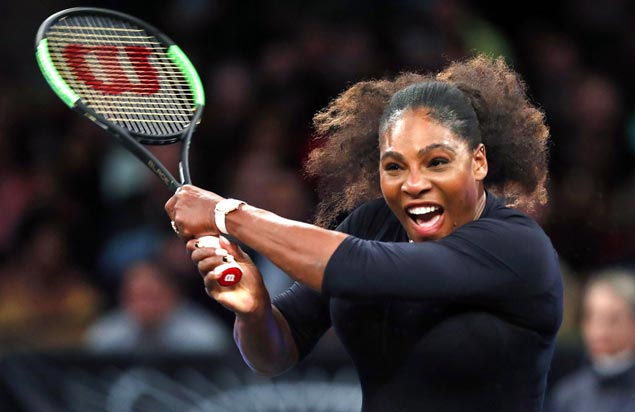 World No. 453 Serena Williams will not be seeded at French Open