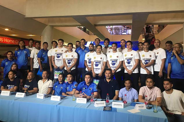 Cebu City Sharks excited over chance to play more home games in MPBL debut