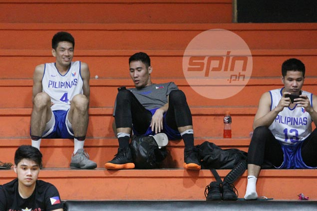 Gilas deals with question of commitment after no-shows mar first day of practice