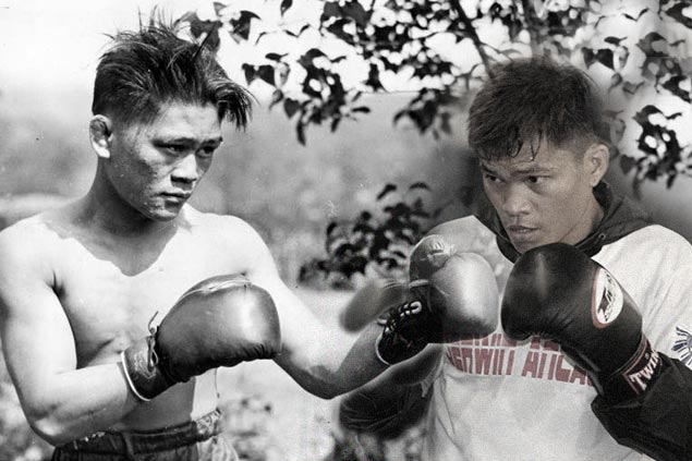 Ancajas vs Sultan bears striking resemblance to Villa vs Sencio, style-wise. Look.