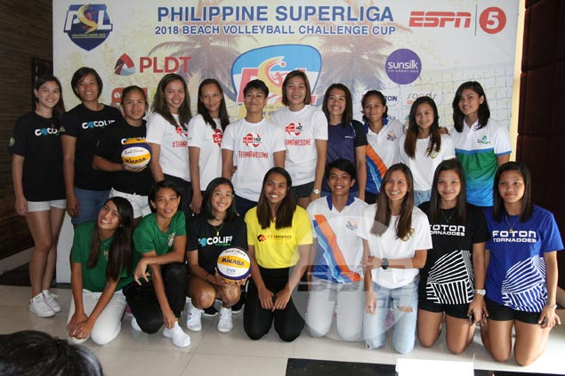 Rondina, Pons brace for tougher competition in quest for PSL beach volleyball repeat