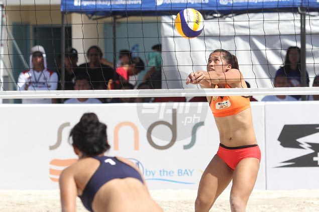 Rondina-Pons overcomes sluggish start to beat Ceballos-Orendain in PSL beach volley