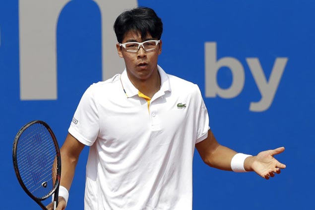Aussie Open semifinalist Chung Hyeon pulls out of French Open due to ankle injury
