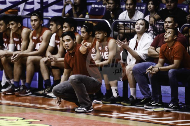 New UE coach Joe Silva pleased with valiant Warriors stand against Gilas cadets