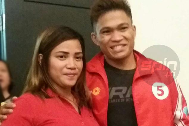 Jerwin Ancajas credits pregnant wife for keeping him focused in title defense